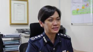 Interview with Zuraidah Abdullah, First woman to become a Senior Assistant Commissioner of Police
