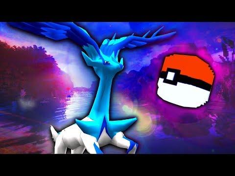 "Minecraft Pixelmon Island - ""XERNEAS'S XYLOPHONE XAVE!"" - Minecraft Pokemon Mod"