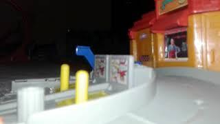 Hot wheels town - video (short clip)