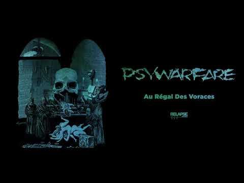 PSYWARFARE - Au Régal Des Voraces (Official Audio)