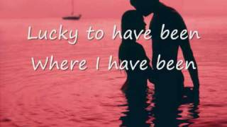 Lucky Jason Mraz ft Colbie Caillat with lyrics