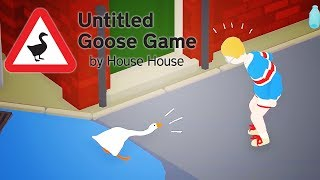 Untitled Goose Game   Official Launch Trailer