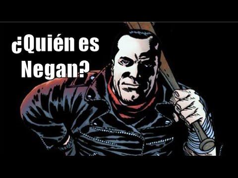 ¿Quién es Negan? - The Walking Dead (Explicación)