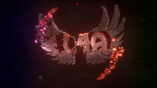 AMAZING 3D INTRO | PROFESSIONAL 3D Intro with WINGS