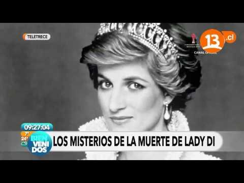 Los misterios de la muerte de Lady Di (Parte 1) | Bienvenidos