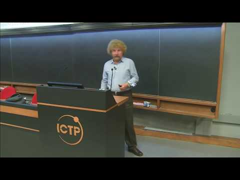Decoherence and the Quantum Theory of the Classical  – ICTP Colloquium
