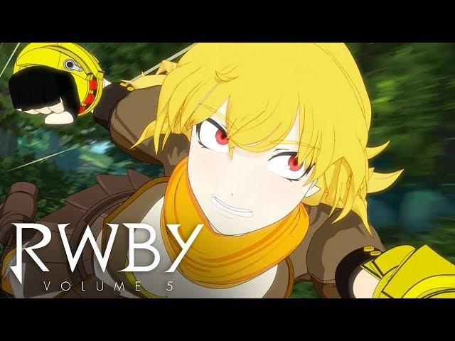 RWBY Volume 5: Yang Character Short | Rooster Teeth