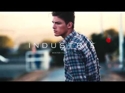 INDUSTRIE Presents: The W14 Shirting Collection