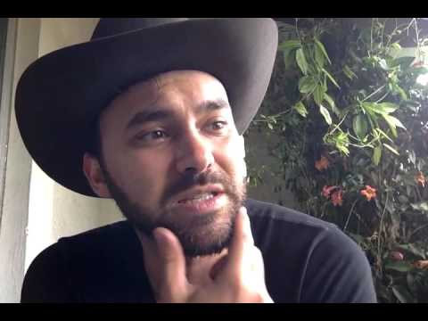 The Story of How Shakey Graves Got His Name