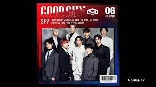 [Audio] SF9 (에스에프나인) - Good Guy (Japanese Ver.)