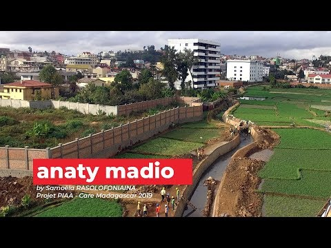 ANATY MADIO by SAMOËLA (Official Video-Clip / Be Mozik! - CARE Madagascar 2019)