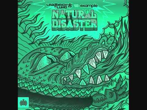 Laidback Luke vs Example - Natural Disaster (GTA Remix)