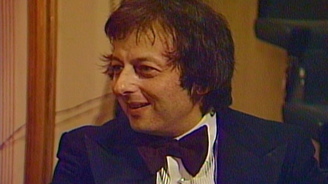 André Previn talks to Carlos Moseley (1976)