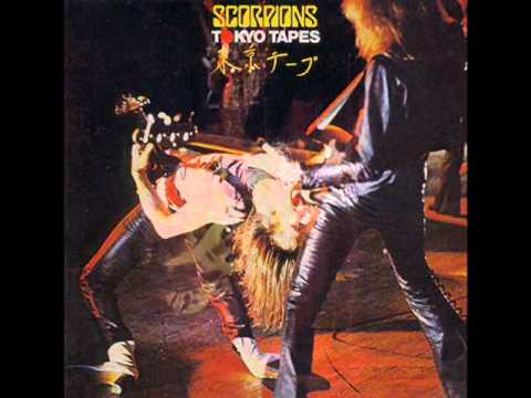 SCORPIONS TOKYO TAPES 1978