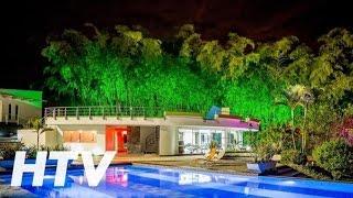 Hotel Campestre Santo Bambu en Pereira