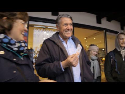 "Jono Blythe, Close-Up Magician ""Card Magic"""