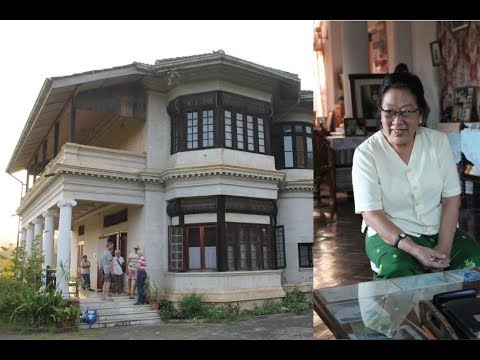 Visiting the Shan Palace Plus a Shan Princess (Hsipaw / သီပေ