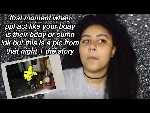 MY 20TH BIRTHDAY HORROR STORY | STORYTIME
