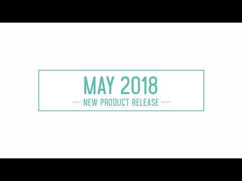 Concord & 9th May 2018 Product Release