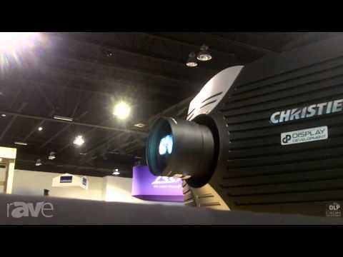 CEDIA 2013: Display Development Features the Reference ONE 4K DLP Projector