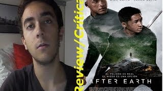 Review/Crítica: After Earth (2013)