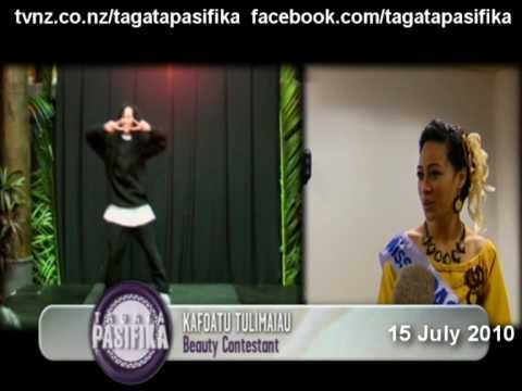 Miss Tonga NZ 2010