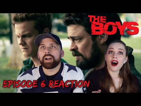 """The Boys Season 1 Episode 6 """"The Innocents"""" REACTION!"""