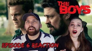 "The Boys Season 1 Episode 6 ""The Innocents"" REACTION!"