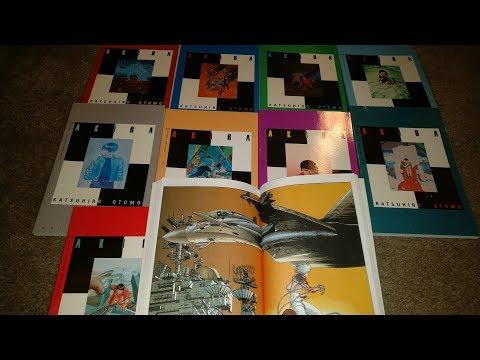 akira(manga)-in-color-10-volume-set-manga-marvel/epic-comics