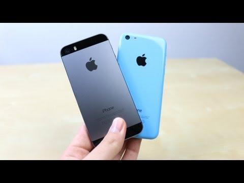 Apple iPhone 5s vs iPhone 5c | SwagTab