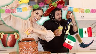 HOW TO MAKE CANTARITOS DE TEQUILA | Iluvsarahii