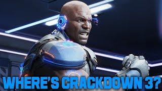 Microsoft, Where's Crackdown 3? Is It In Trouble And Can It Be As Great As PS4 Exclusives?