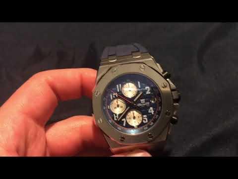 DIDUN Watch Review - The best Homage Watch Audemars Piguet Royal Oak Offshore Chronograph
