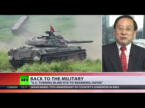 'US is ok with Japan's rearming, danger to whole region' Mp3