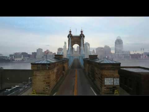 Roebling Bridge 150th Anniversary