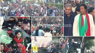 Imran Khan Jalsa In Karachi Live May 12
