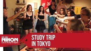 Go! Go! Nihon Summer Course 2013 in Tokyo - Japanese language course and cultural activities