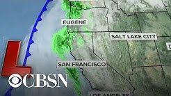 Strongest storm of the winter so far to hit California