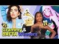 Grammys & BAFTA Winners & Hollywood's Next Big Star - Today's Biggest News