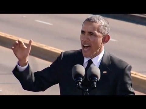 President Obama Speaks in Selma [Complete Speech]