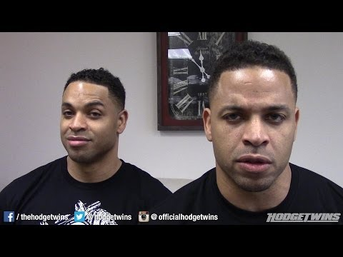 Squatting and Dead-lifts Increase Upper Body Gains @hodgetwins