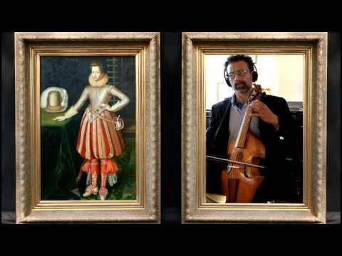 M. Buctons Galiard - John Dowland - viol consort & lute