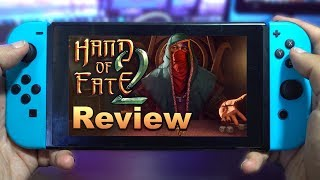 Hand of Fate 2 Nintendo Switch Review