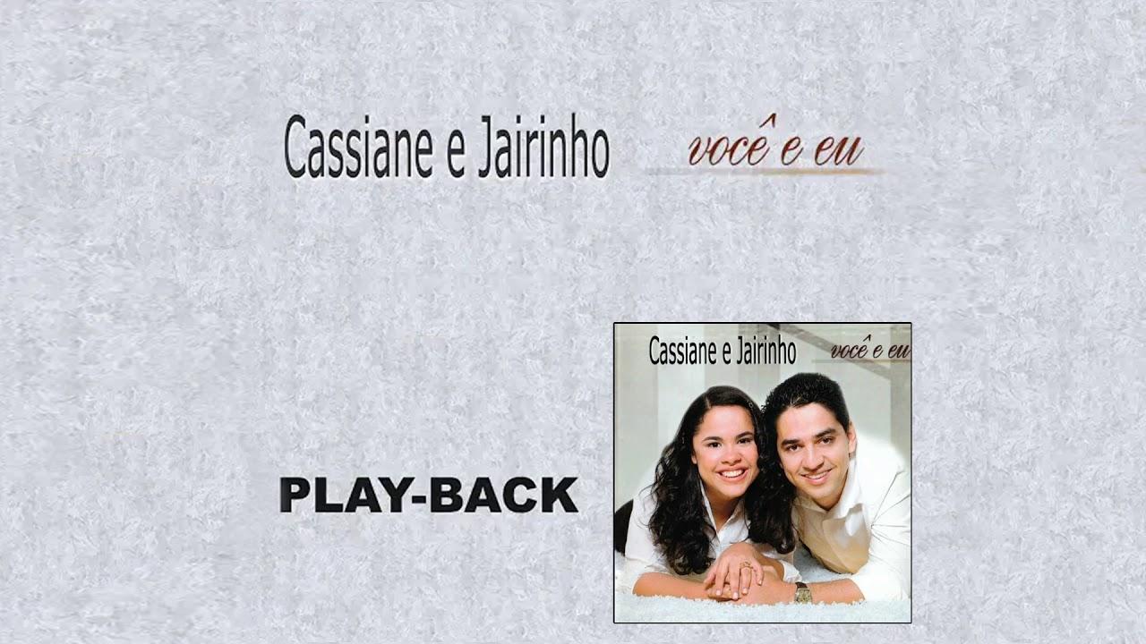musica nossa historia de amor cassiane e jairinho playback
