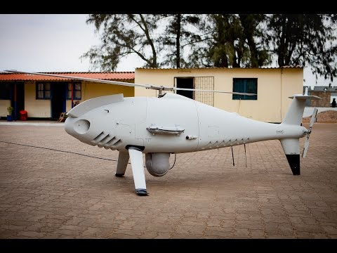 Schiebel CAMCOPTER® S-100 UAS - Mozambique Flight Operations