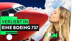 Sex mit einem Flugzeug - Michèle ist objektophil