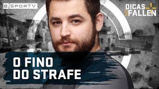 FALLEN ENSINA O SEGREDO DO STRAFE | Dicas do Fallen