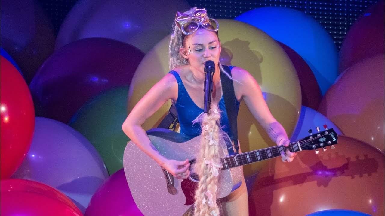 miley cyrus you are my sunshine live the milky milky milk tour