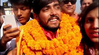 निशान भट्टराइले नेपाल आइडलको दोस्रो स्थानको उपाधी जीत्न सफल Nishan Bhattarai