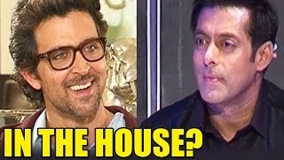 Salman Khan is very close to me - Hrithik Roshan | Krrish 3
